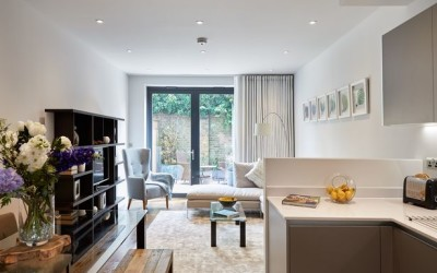 Evening Standard – Greenwich Town House